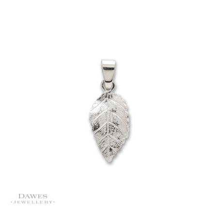 Silver Leaf Pendant | Silver Pendants