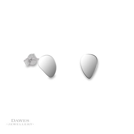 Sterling Silver Stud Earrings Small