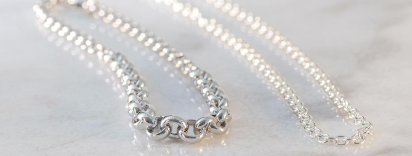 Chains - Dawes Jewellery Category