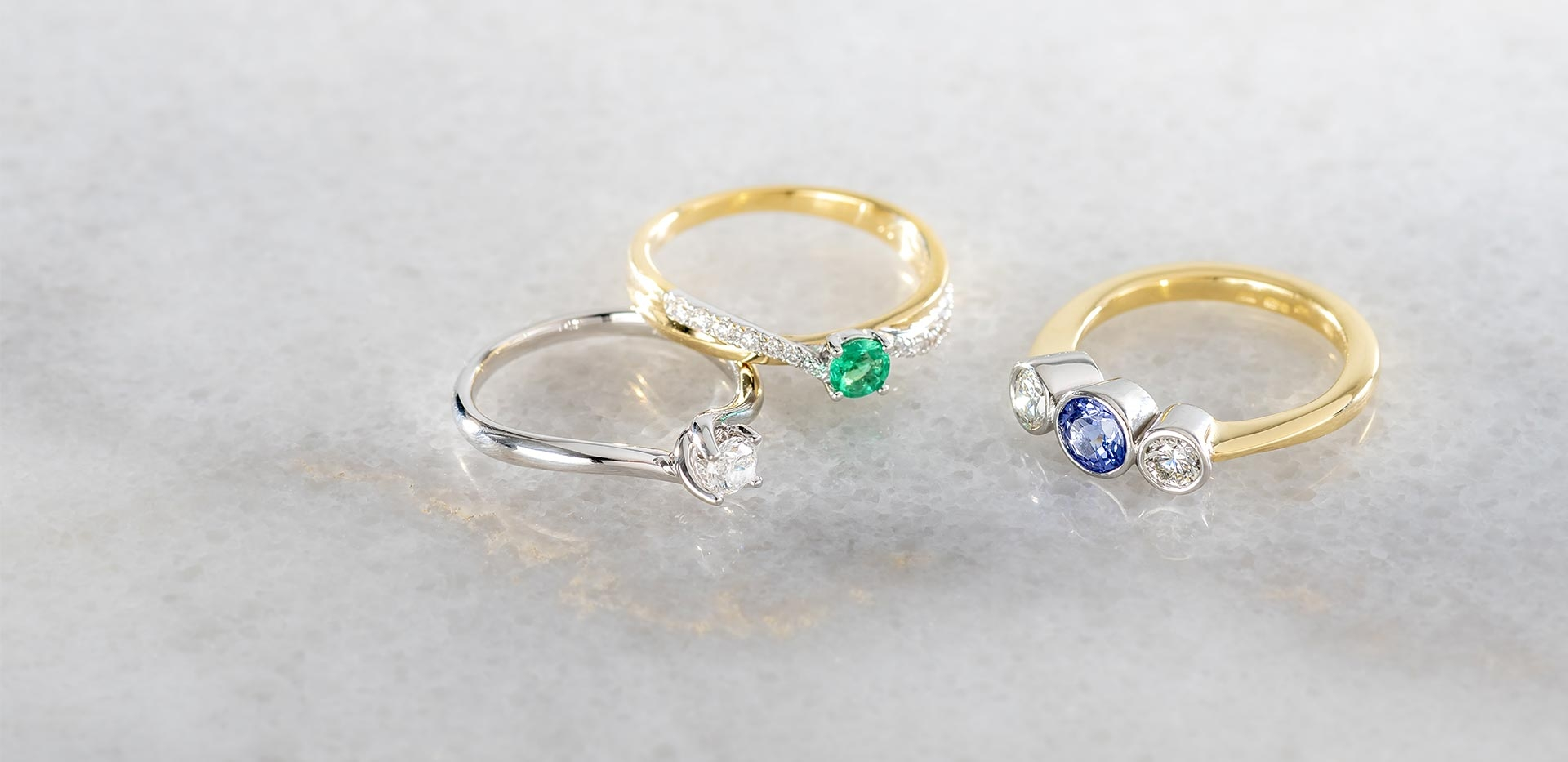 Rings - Dawes Jewellery Category